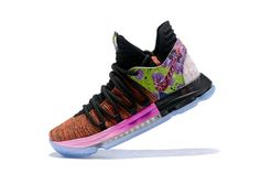 35c587f67e4e Nike KD 10 What The PE Mens Basketball Shoes Cheap Sale Kevin Durant  Sneakers