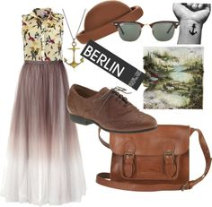 """""""berlin"""" by pooknell on Polyvore"""