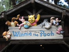 Walt Disney World - Magic Kingdom - The Many Adventures of Winnie the Pooh