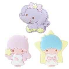 Little Twin Stars Rubber Clip Set (japan import): Amazon.ca: Toys & Games
