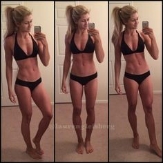 Week of fat loss workout plan for women - meals and workouts for shedding fat and getting fit! Download here!