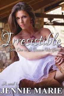 Cover Reveal   Irresistible by Jennie Marie    Irresistible Cover Reveal Packet  (For June 17th 2016. Graphics will appear inline here and also be attached to the email)  Irresistible Book One in the Forever Us Series  Bailey is the cowgirl from the bayous of the small town of Caernorvon Louisiana who loves her tattoos. Dallas is a sexier than sin tattooed Cowboy who just moved to town. When Bailey and Dallas meet for the first time sparks fill the air. Theres an instant connection between…