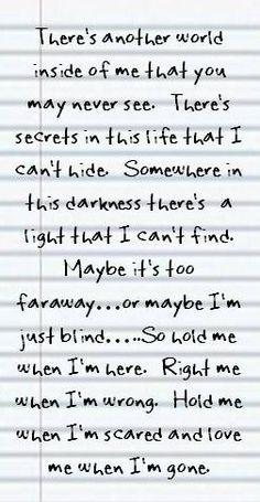 3 Doors Down lyrics