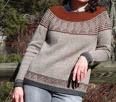 Ravelry: Harkening Hill pattern by Laura Aylor