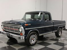 1967 Ford F-100 Ranger Maintenance/restoration of old/vintage vehicles: the material for new cogs/casters/gears/pads could be cast polyamide which I (Cast polyamide) can produce. My contact: tatjana.alic@windowslive.com