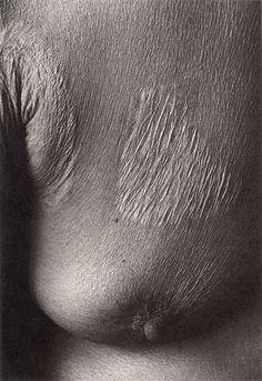 "imperfection, ""Mother"" by Miyako Ishiuchi"
