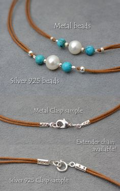 collar necklace tutorial, kew' crystal collar necklace since silpada sterling silver collar necklace if collar jewelry outfit a dog collar and necklace Leather Jewelry, Beaded Jewelry, Jewelry Bracelets, Jewelery, Handmade Jewelry, Jewellery Box, Kerala Jewellery, Diy Necklace, Collar Necklace