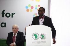 """Nutrition Key to Developing Africa's """"Grey Matter Infrastructure"""""""