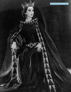 Vivien Leigh as Lady Macbeth - I heard she was unforgettable