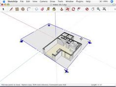 How To Use Google Sketchup For Dummies Youtube Arsitektur