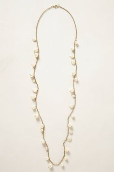 Bosk Pearl Layering Necklace - anthropologie.com