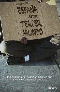 España está en el centro de una vorágine de depresión económica sin precedentes que acabará de un plumazo con el paréntesis de prosperidad del que hemos disfrutado en las últimas décadas y que creíamos eterno. Los mercenarios del optimismo -políticos, expertos, economistas y periodistas- que trabajan a sueldo de los ... http://economia.elpais.com/economia/2012/11/09/actualidad/1352491849_048269.html http://rabel.jcyl.es/cgi-bin/abnetopac?SUBC=BPSO&ACC=DOSEARCH&xsqf99=1540723+