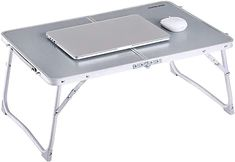 Amazon.com : lap desk with legs Camping Table, Picnic Table, Bed With Desk Underneath, Laptop Table For Bed, Overbed Table, Foldable Bed, Bed Tray, Table Tray, Lap Desk