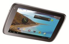 Sprint - 7-inch ZTE Optik tablet.