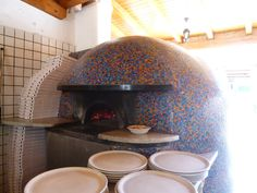 "Pranzo, ""La Tinaia"" (PIzzeria), Forio, Isola Ischia Italia (Maggio)"