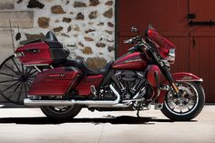 2016 Touring Ultra Limited Low | Harley-Davidson USA