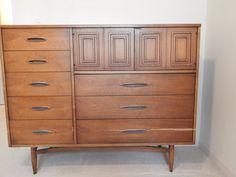 Bassett Mid Century Bedroom Set | Modern-Mid Century | Pinterest ...