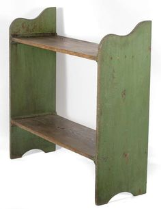 Pennsylvania Bucket Bench in Apple Green Paint, Victorian Furniture, Primitive Furniture, Recycled Furniture, Vintage Furniture, Home Furniture, Bedroom Furniture, Modern Furniture, Outdoor Furniture, Lounge Furniture