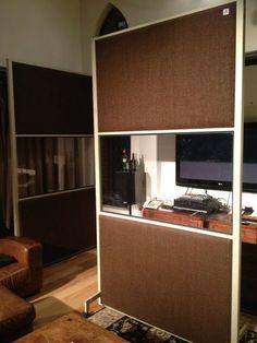 2x Audio Kinetic Recording Studio Isolation Screens 9ftx5ft | eBay Recording Studio, Screens, Flat Screen, Audio, Europe, Ebay, Canvases, Blood Plasma, Flatscreen