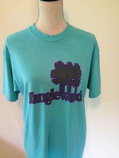 Vintage Tanglewood Camp Tshirt by 21Vintage on Etsy, $10.00