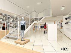 D LUIGI - Loja de moda feminina, masculina, infantil, acessórios e cama, mesa e banho - Barroso / MG   por viesdesign
