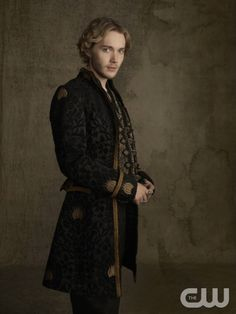 Reign -- Image Number: RE2_Francis_10426r.jpg -- Pictured: Toby Regbo as King Francis II -- Photo: Frank Ockenfels 3/The CW -- © 2014 The CW Network, LLC. All rights reserved.