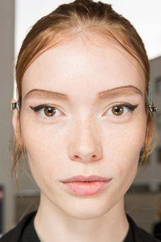 Prada Spring 2015 Ready-to-Wear - Beauty - Gallery - Style.com