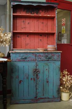 Hazlo tu mismo: Pon un poco de chalk paint en tu vida Annie Sloan Chalk Paint, Outdoor Furniture, Outdoor Decor, Outdoor Storage, Buffet, Cottage, Antiques, Home Decor, Type 3