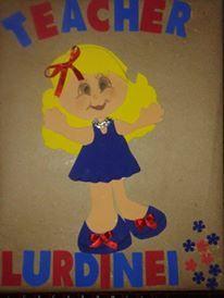 """Arte em ensinar e aprender: ENGLISH KIDS -  Arte em EVA""""Mimos p/ minha turma I..."""
