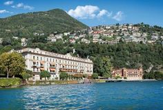 Travel Italy to charming Lake Como - a place for families, couples, and celebrities alike...Bellagio, Cernobbio and Como.