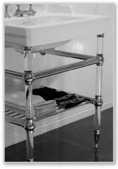 1000 Images About Sink Legs On Pinterest Towel Shelf