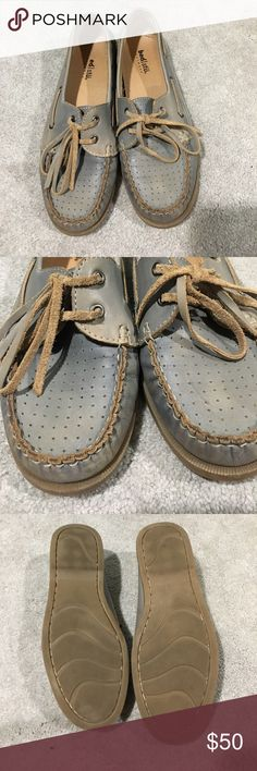 BedStu for Free People Boat Shoes Distressed looking blue boat shoes by BedStu for Free People. Great condition. I don't see the size on here anymore, but I'm an 8.5 and they fit me perfectly. Free People Shoes Flats & Loafers