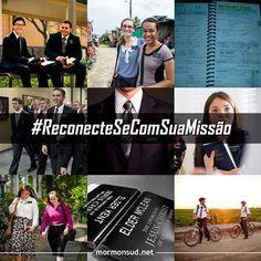 Por que devemos nos reconectar com nossas missões? Entenda em: http://mormonsud.net/a-igreja-de-jesus-cristo/porque-voce-manter-contato-com-as-pessoas-que-conheceu-na-missao/