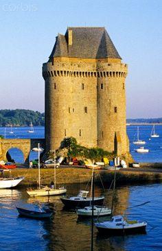 Saint Malo, Solidor Tower