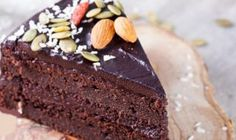A delicious gluten free cake that is packed with nutrients and vegetables? Try this Chocolate Beetroot Cake for a healthy twist. Cakes To Make, How To Make Cake, Food Cakes, Cupcake Cakes, Cake Icing, Lactose Free Chocolate, Chocolate Avocado Cake, Chocolate Cakes, Cake Recipes
