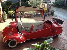 「messer schmitt car」の画像検索結果