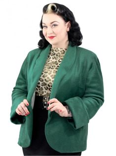 0b7beb622 Vintage inspired Swagger Jacket from Vivien of Holloway.