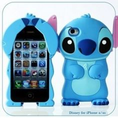 Stitch iPhone case! Another idea for when i get one!
