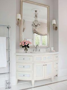 Click through for our favorite bathroom vanity picks:  http://www.bhg.com/bathroom/vanities/bathroom-vanity-picks/?socsrc=bhgpin091714femininefeel&page=6