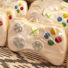 It's all fun and games. Sometimes. #xbox #baking #decorated cookies tutorial