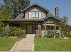 A Ho-Hum House Gets Character and Curb Appeal: What Gives a House Character?
