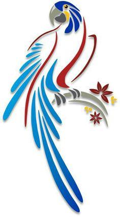 Birds – Illustrations – Art & Islamic Graphics Vögel – Illustrationen – Kunst & Islamische Grafiken This image has get. Bird Stencil, Stencil Art, Glass Painting Designs, Paint Designs, Vogel Illustration, Art Sketches, Art Drawings, Bird Silhouette Art, Stencil Patterns