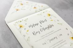 We specialise in creating exclusive wedding stationery such as invitations, save-the-date cards, etc Making Wedding Invitations, Wedding Stationery, Invitation Suite, Save The Date Cards, Shades Of Green, Whimsical, Metallic, Design Inspiration, Layout