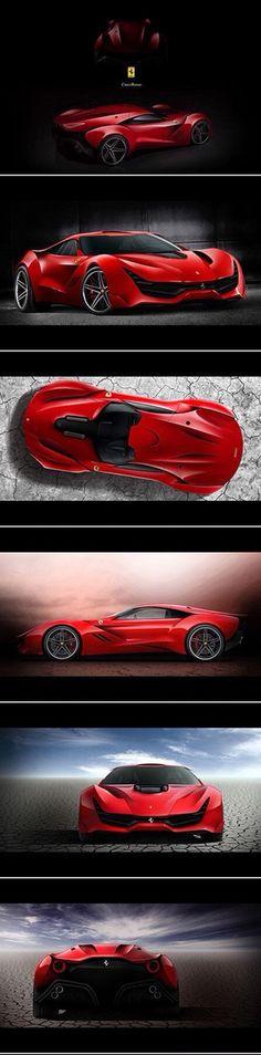 Ferrari CoscoRosso Concept