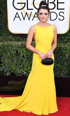 Golden Globes 2017: Red Carpet Arrivals