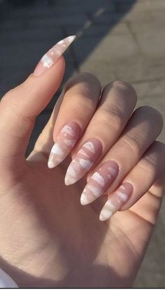 Simple & New Different Nail Shapes for 2020 Simple Nail Art Designs, Best Nail Art Designs, Colorful Nail Designs, Beautiful Nail Designs, Easy Nail Art, Stylish Nails, Trendy Nails, Cute Nails, Nail Shapes Squoval