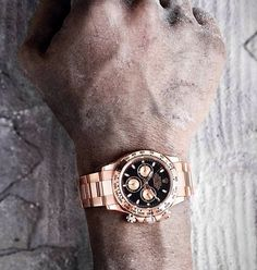 Fancy - Rolex Rose Gold Daytona