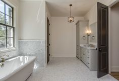 Luxury home by Vintage South Development