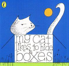 Cats〰➰〰Kittens❗➖A box?  It isn't my birthday, is it?