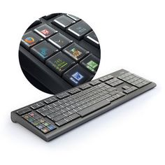 Optimus Maximus Keyboard - $1,799.99 This is NOT your ordinary keyboard. Take a look inside and see what I mean...